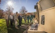 Army showcases energy-efficient technologies for warfighters