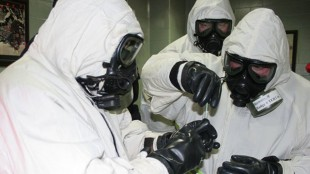 New method discovered to protect against chemical weapons