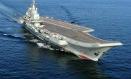 China's aircraft carrier returns from South China Sea