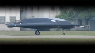 China tests first stealth combat drone: media