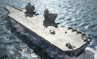Cost of UK Aircraft Carriers Passes £6 billion