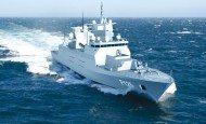 New TRS-4D Naval Radar for German F125 Frigates