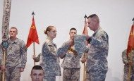5-7 Air Defense Artillery Soldiers assume responsibilities in Turkey