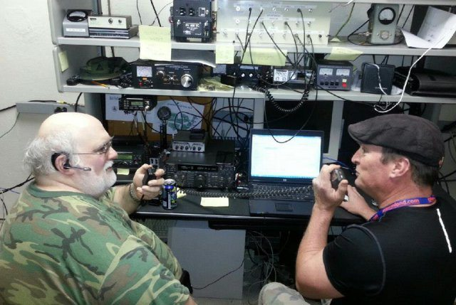 Military Amateur Radio Service 113