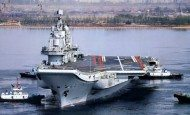 China's Aircraft Carrier Combat Taskforce Is Still Unfledged