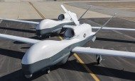 Northrop, Navy Complete Nine Flights of Triton Unmanned Aircraft System