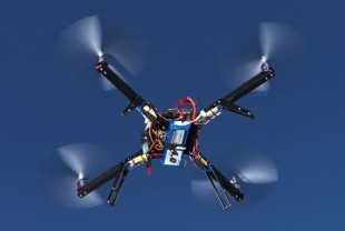 Personal drones launch in your skies