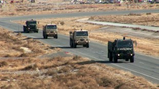 Lockheed Demonstrate 2nd Series of Advanced Autonomous Convoy Ops