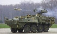 US Marines Test LAV-AT Anti-tank Modernization Upgrade
