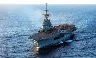 Brazil to build own aircraft carrier: defense minister