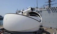All Systems Go: Navy's Laser Weapon Ready for Summer Deployment