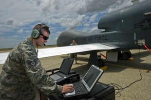 Airpower Above Water: Air Force Tests New Surveillance Capability
