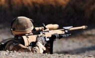 Single Sniper's Bullet Kills Six Taliban Fighters