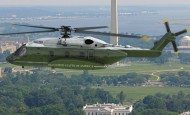 Sikorsky Wins US Navy Contract to Replace 'Marine One' Helicopter Fleet