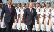 Russia-China defense cooperation major factor for world security