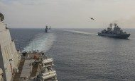 US sends another warship to the Black Sea