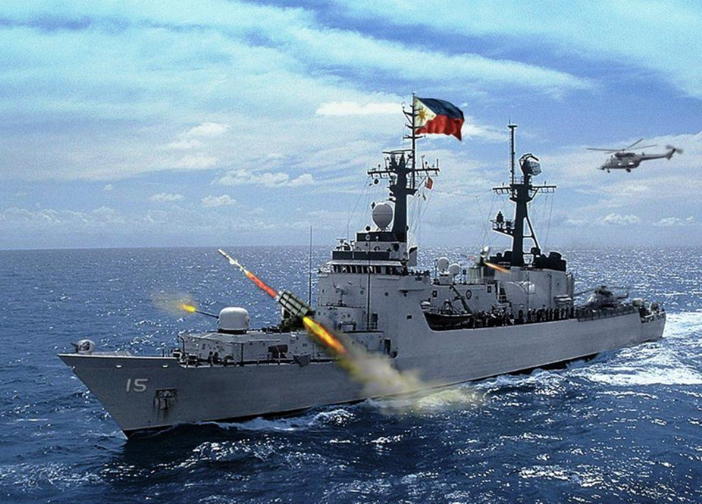 Philippine Navy New Warship Golfclub