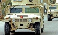 Syria militants now using Humvees seized in Iraq
