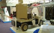 IAI Presents Mobile Counter Rocket, Artillery & Mortar Radar System at Eurosatory