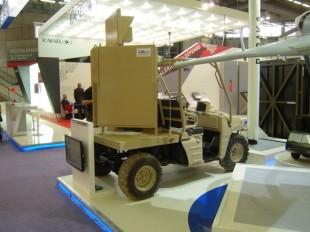 IAI Presents Mobile Counter Rocket, Artillery & Mortar Radar System at Eurosatory