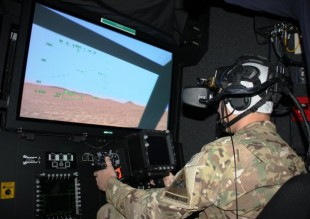 Army training, technology evolving