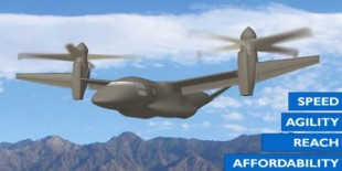 Future vertical lift capability focuses on tech demo