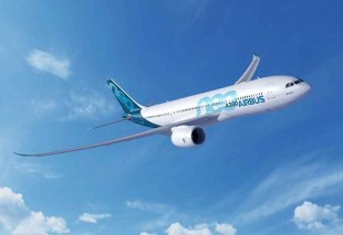 Airbus Presents A330neo, But F-35 Is A No-Show At Air Show