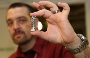 3-D printed metals may transform Army logistics