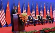 China, US vow to end old rivalries