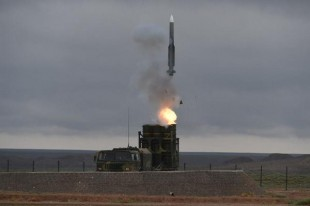 China conducts land-based missile interception test