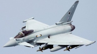 Eurofighter, UK Minister Tout Capability Growth At Farborough Air Show