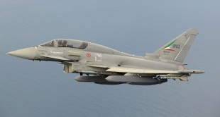 Eurofighter Typhoon Jets to Get Long Range Strike Capability
