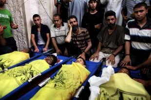 Children killed on beach as Israel resumes Gaza bombardment