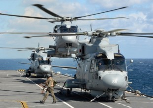 Royal Navy's Sub-Hunting Helicopters Enter Service Early