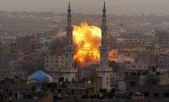 Israel strikes kill dozens in Gaza as toll tops 670