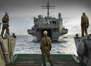 Exercise RIMPAC Draws Australia Closer to Amphibious Future