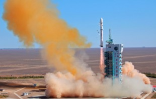 China Sends Remote-Sensing Satellite into Orbit