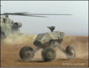 New Ground X-Vehicle Technology Program Aims to Protect With Less Armor