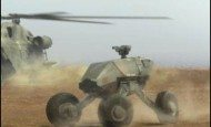 Armored Ground Vehicles Could Sprint, Dodge And Shield Their Way Out Of Danger