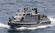 US Navy Accepts Delivery of First MK VI Patrol Boat