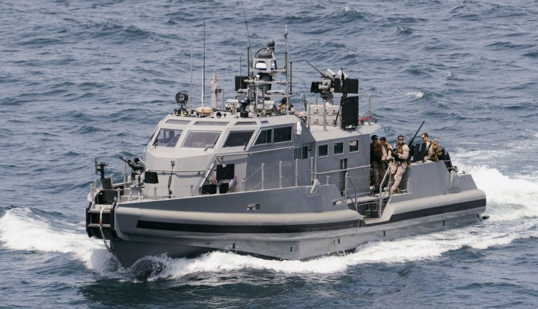 Us Navy Accepts Delivery Of First Mk Vi Patrol Boat At