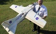 NASA Aeronautics Research Tests New Tool for Early Wildfire Detection