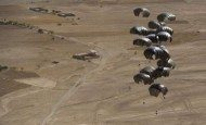 One Airdrop to Kurds Fighting in Kobani Intercepted
