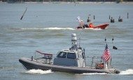 US Navy's Autonomous Swarmboats Can Overwhelm Adversaries