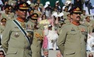 Pakistani army chief in first US visit