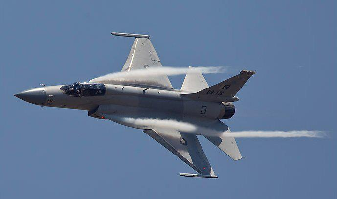 Pakistan adds home-made fighter jets to ...