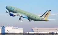 242 Tonne Take-Off Weight A330