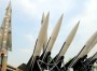 North Korea fires four short-range mis...