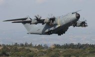 RAF's A400M Begins Base-Testing Tour