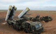 The S400 Triumf anti-aircraft system. (RIA Novosti/Mihail Mokrushin)